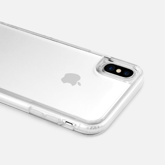 online retailer fa02d f24fa Impact iPhone X Case - Geranium