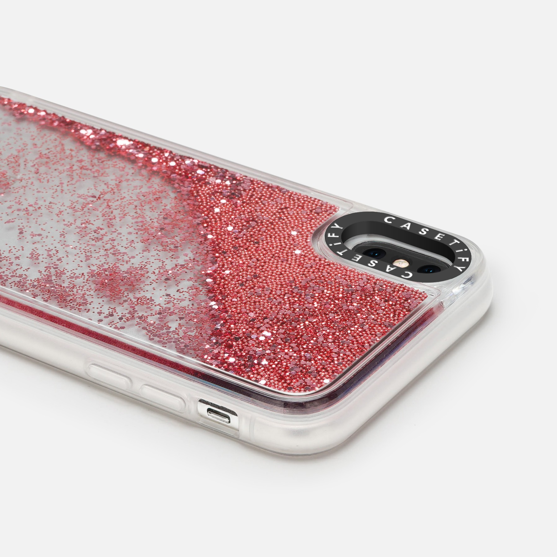 1ad003d5ae8d iPhone Xs. Choose your case type  Glitter Case. Glitter Case -  45.  45