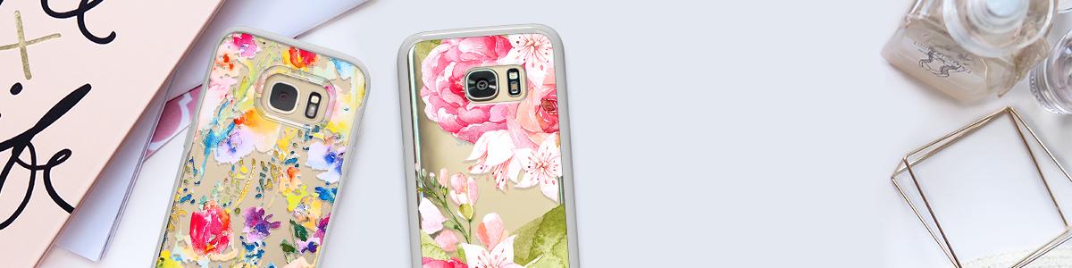 flower samsung s7 case