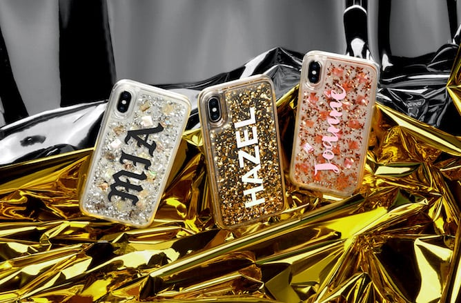 iPhone 6s 24K Gold Cases