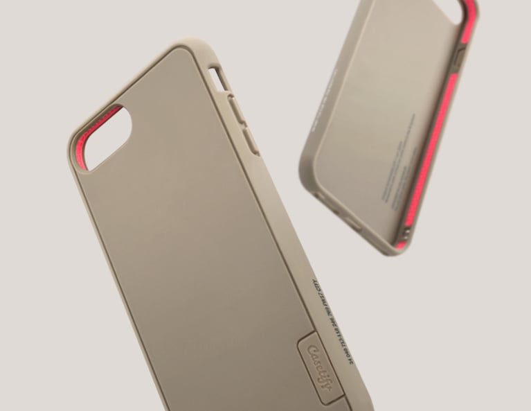 iPhone 8 DTLA Impact Resistant Case