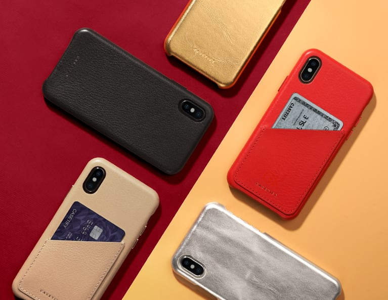 iPhone 6s Leather Cases