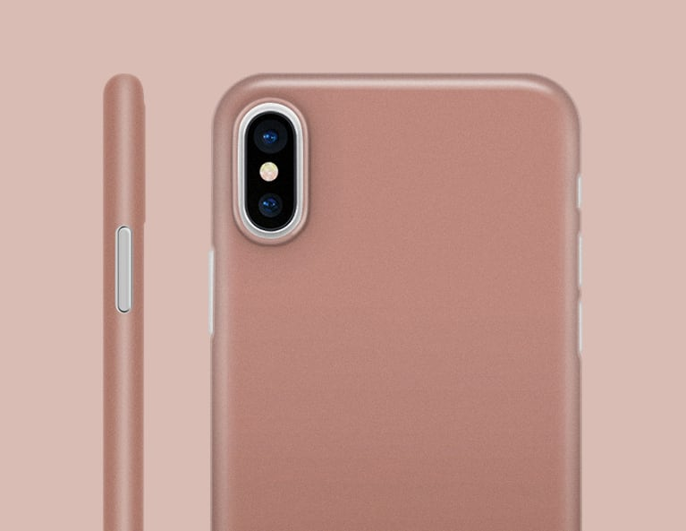 iPhone X Ultra Thin Skin Case
