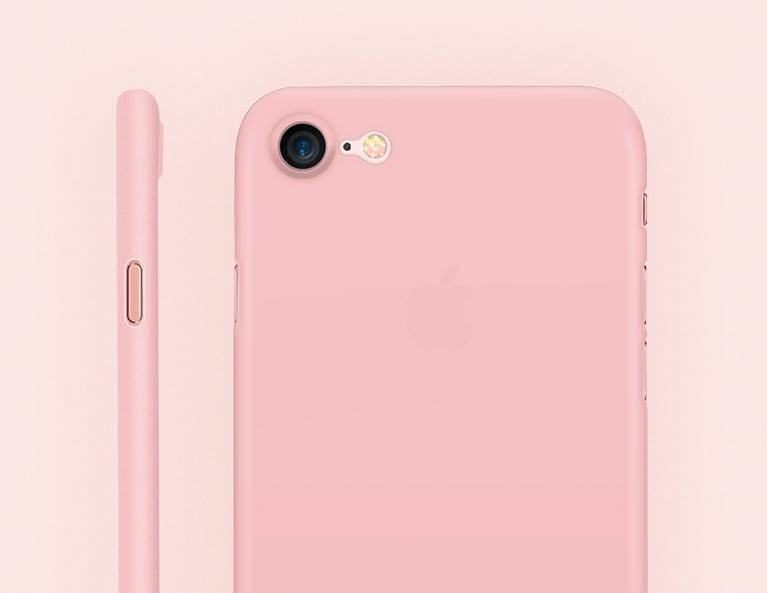 iPhone 8 Plus Ultra Thin Skin Case