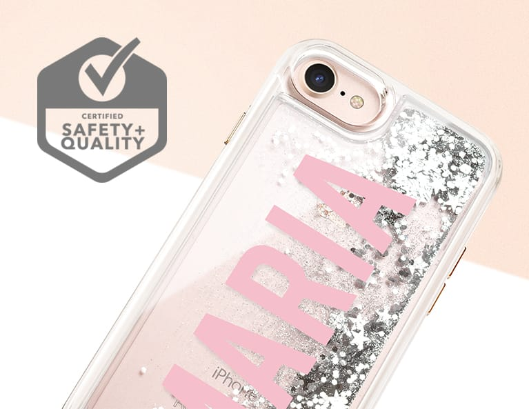 iPhone 8 Glitter Case