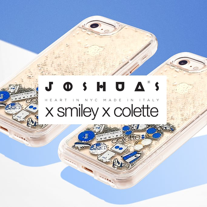 Casetify x Colette 20th Anniversary Exclusive Glitter Case