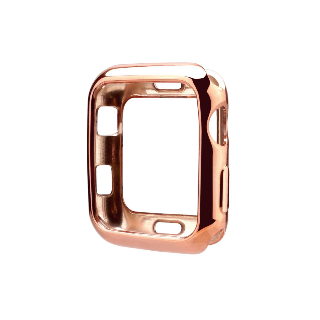 iPhone 7 Plus/7/6 Plus/6/5/5s/5c Case - Gold Apple Watch Case (38mm/40mm)