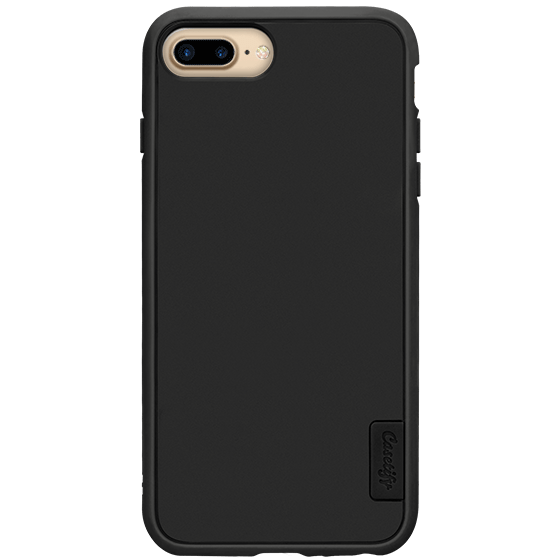 DTLA iPhone Impact Resistant Case - Matte Black