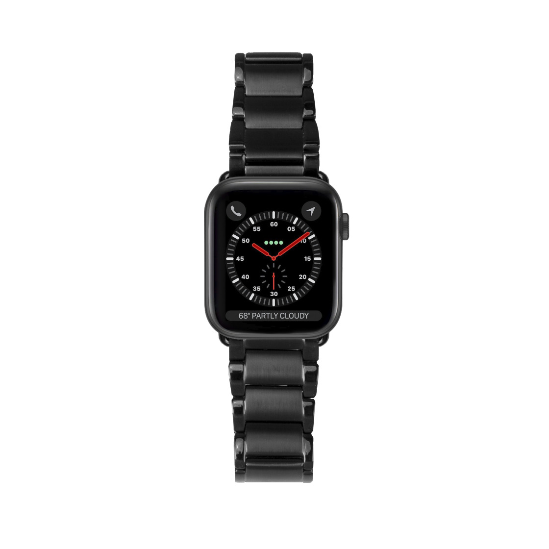Apple Watch Band - Link Bracelet Band (38mm/40mm) - Black