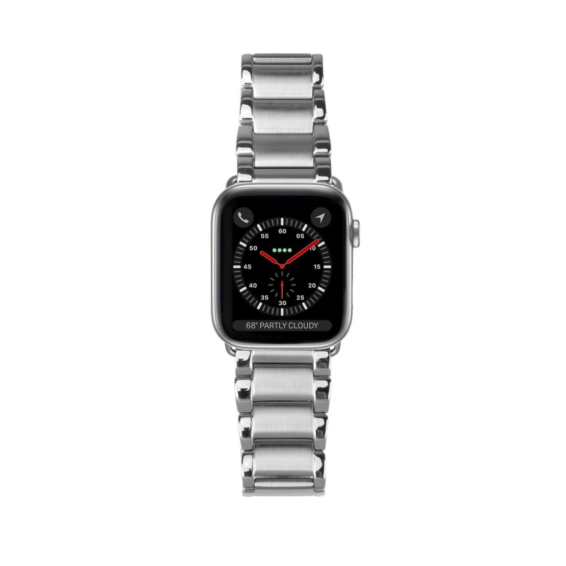 Apple Watch Band - Link Bracelet Band (38mm/40mm) - Silver