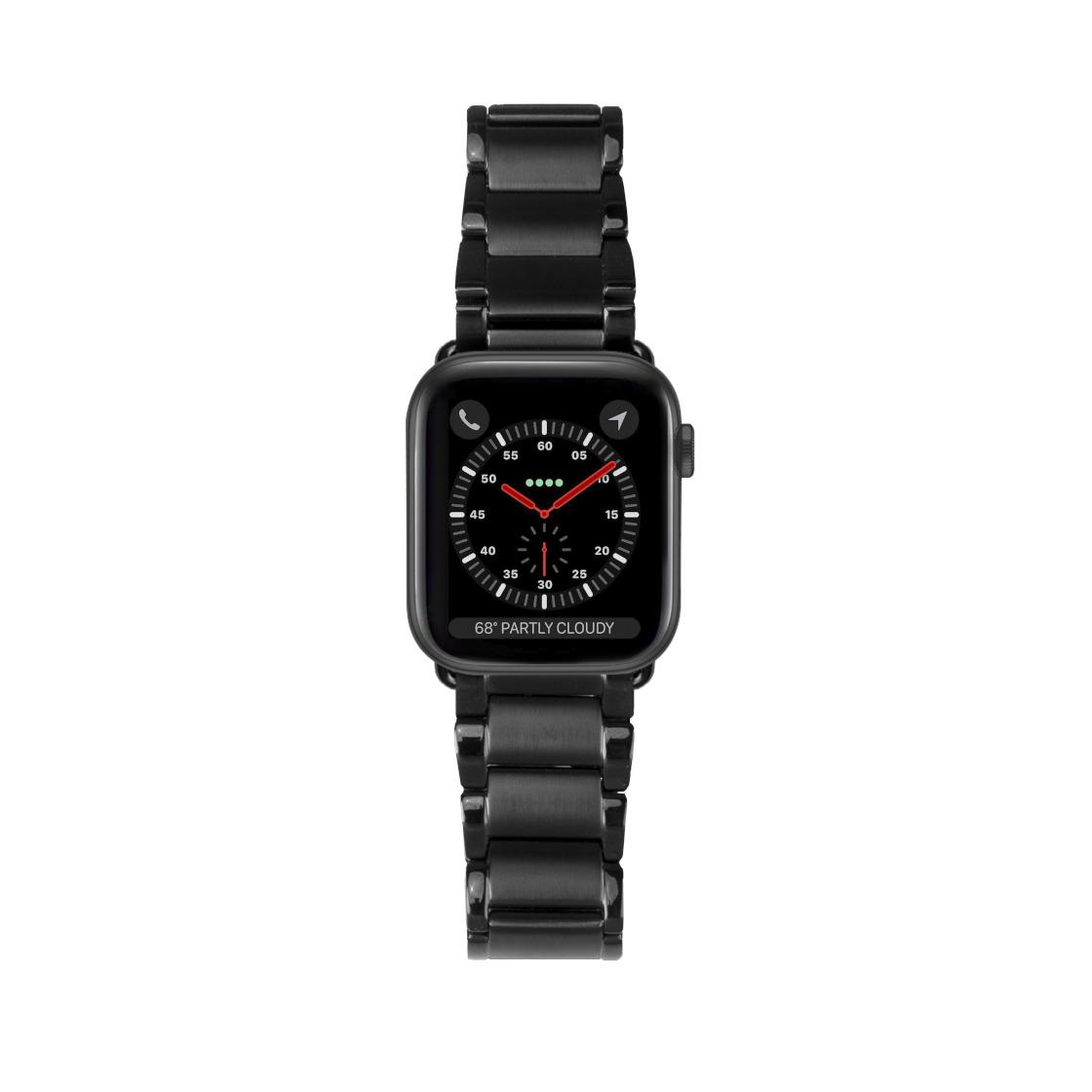 Apple Watch Band - Link Bracelet Band (42mm/44mm) - Black