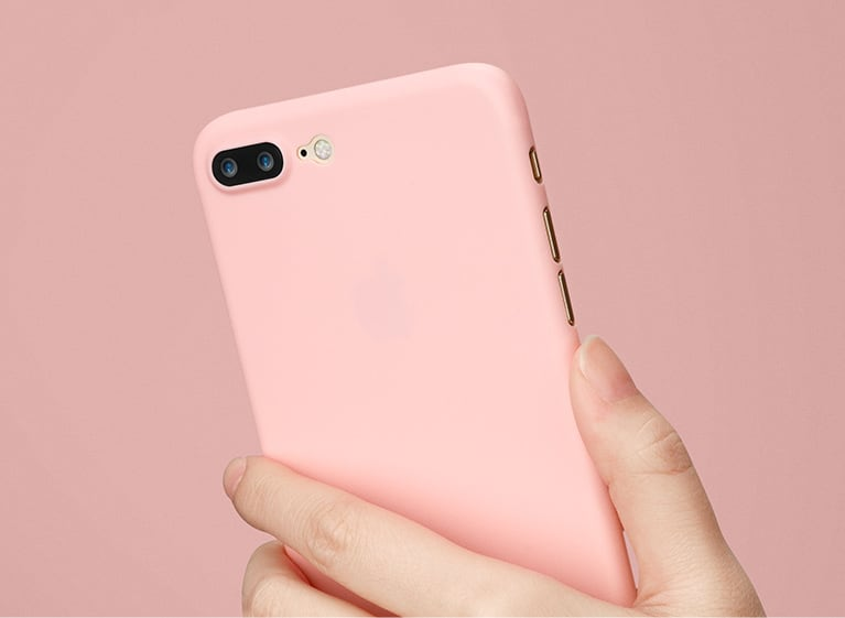 case iphone 8 pink