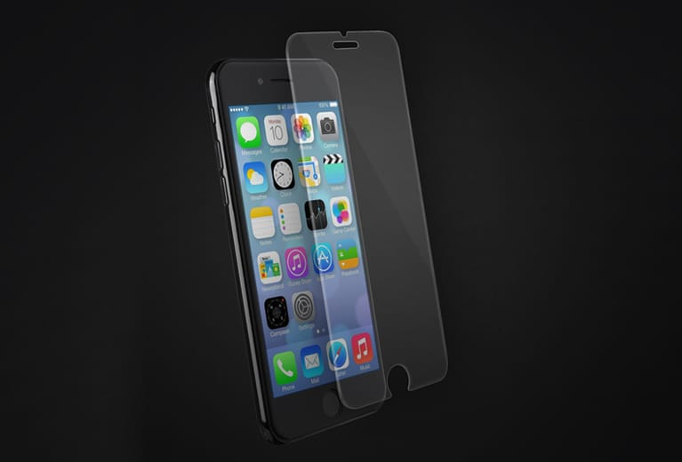 iPhone 8 / 7 / 6s / 6 Tempered Glass