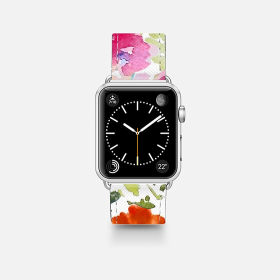 Apple Watch 2 - Casetify Saffiano Leather Apple Watch Band 38mm / 42mm