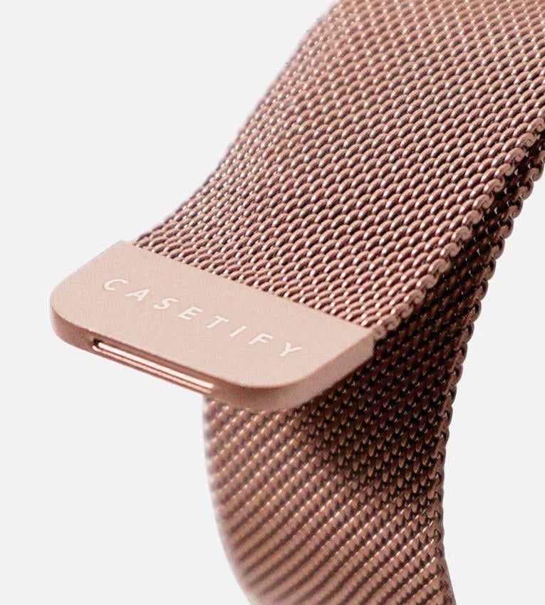 Casetify Steel Mesh Apple Watch Band 38mm / 42mm