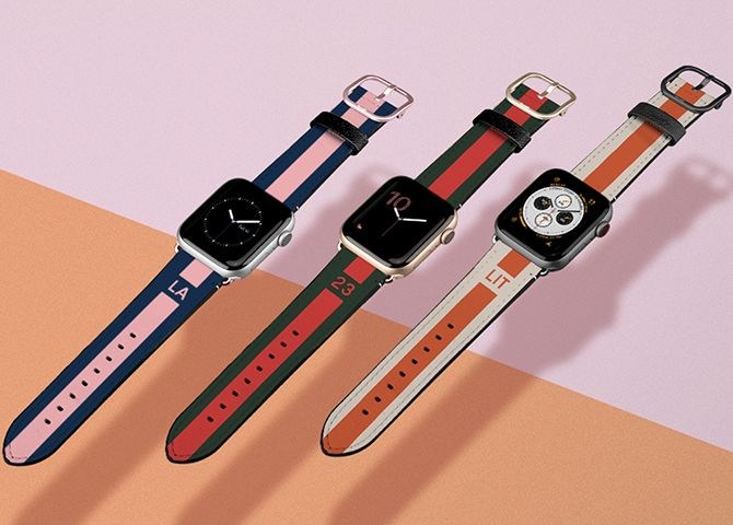 Visual Custom Apple Watch Bands