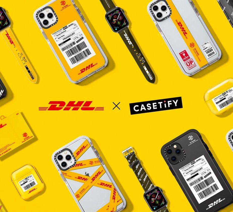 DHL x Casetify